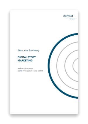 Cover_Executive Summary Digital Story Marketing