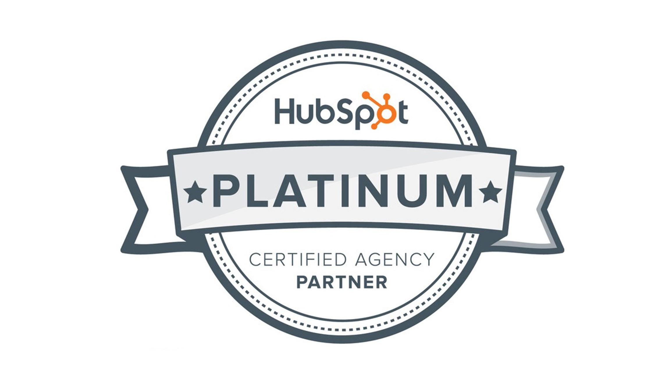 HubSpot Platinum Partner Storylead
