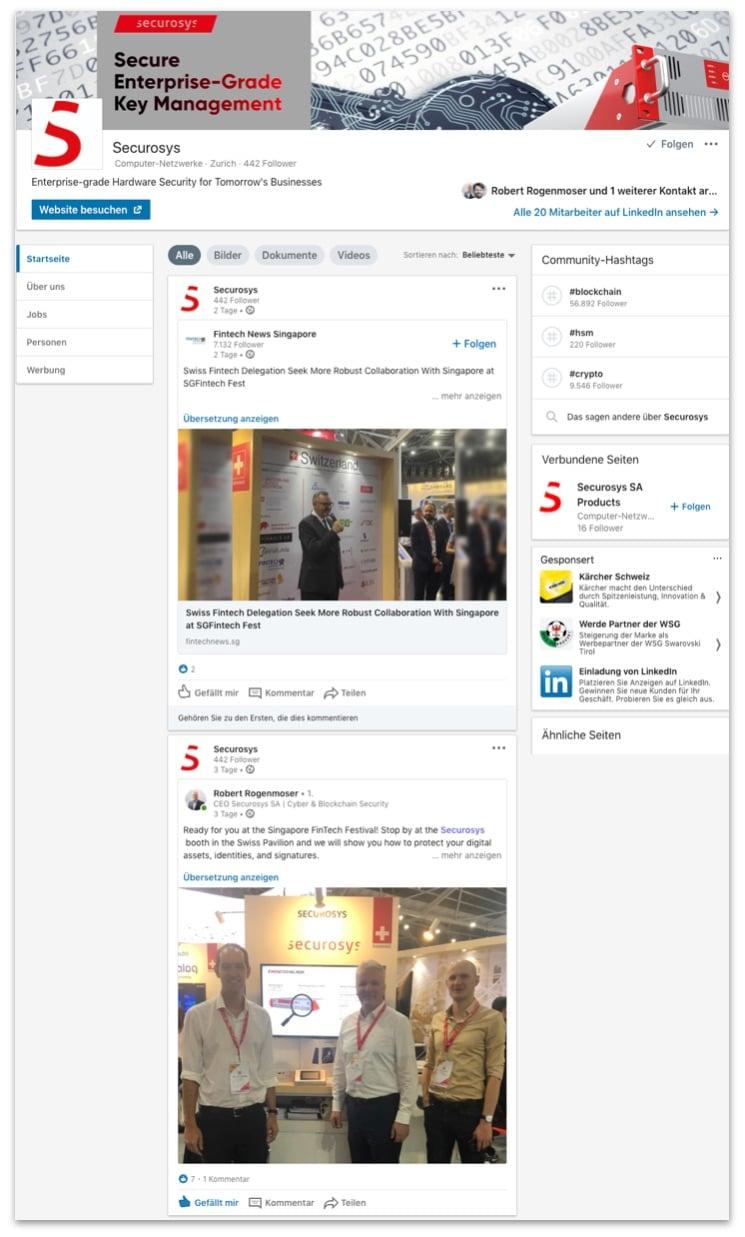 Storylead Lead Story Securosys