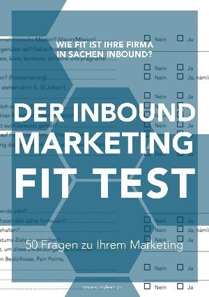 Cover_Inbound Marketing Fit Test