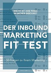 Cover_Inbound Marketing Fit Test