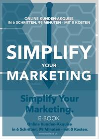 Simplify Your Marketing